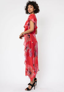 Titan Dress in Luscious Print by Religion