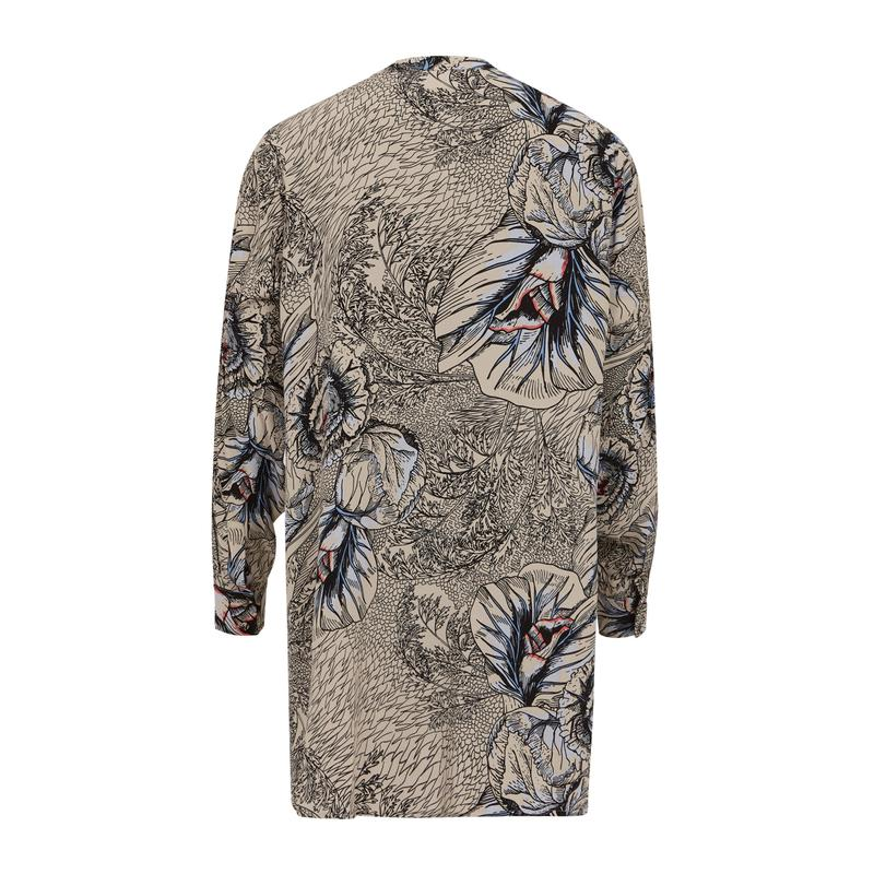 Shirt in Garden Print by Coster Copenhagen