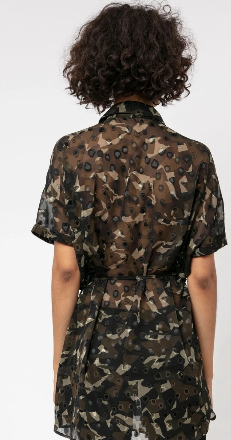 Dusk Shirt in Camo by Religion