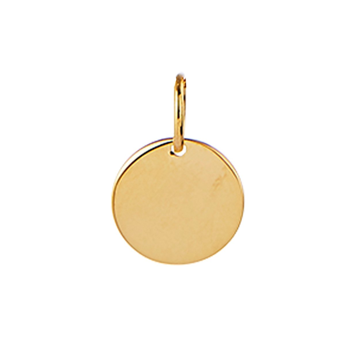 Ares Charm 9kt Yellow Gold