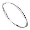 Garden of Eden Bangle Silver