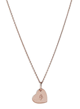 Venus Rose Gold Necklace 9kt