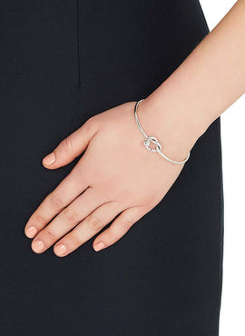 You're My Love Knot Bangle