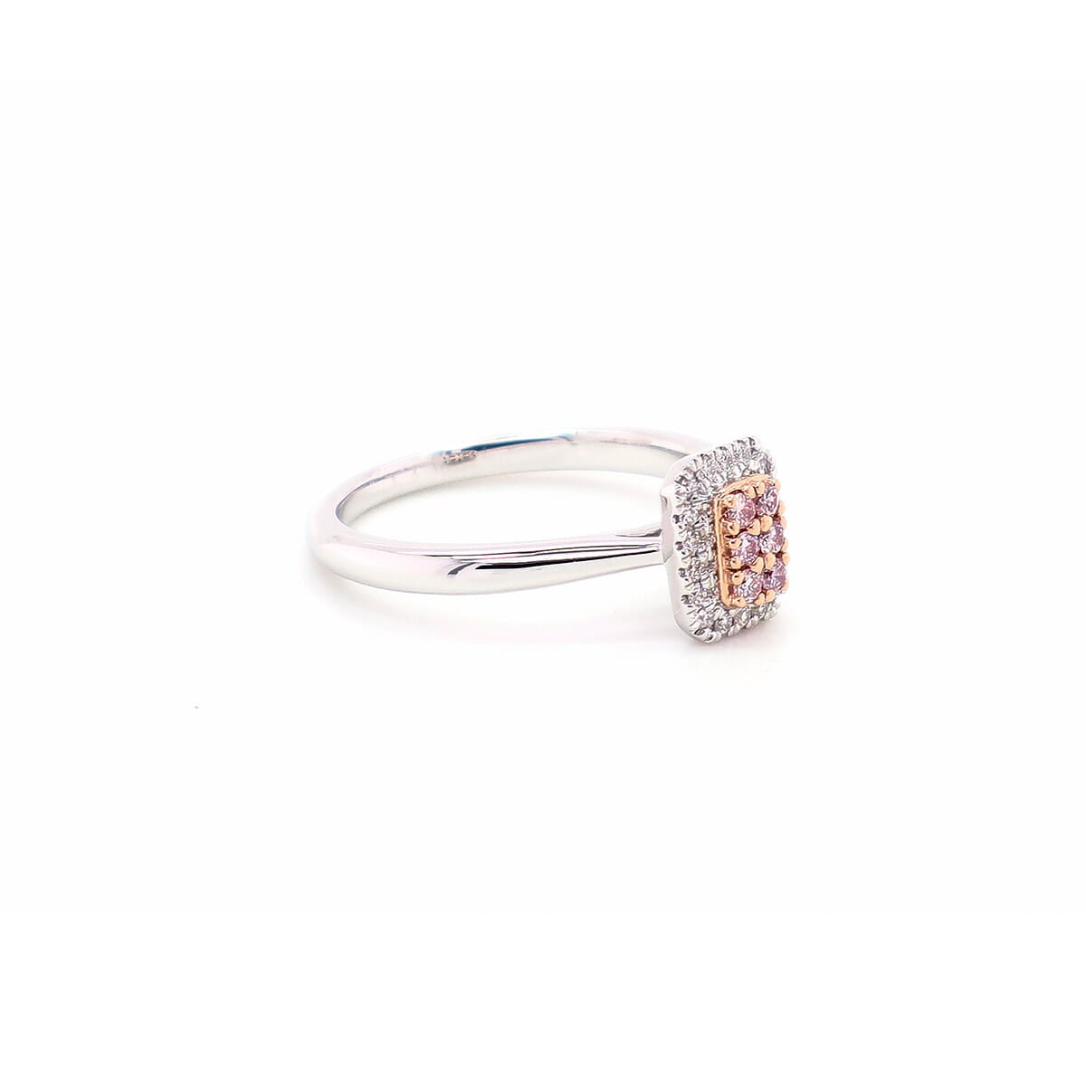 BLUSH DAWN RING