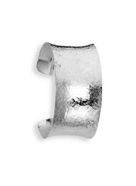 HAMMERED CONCAVE CUFF