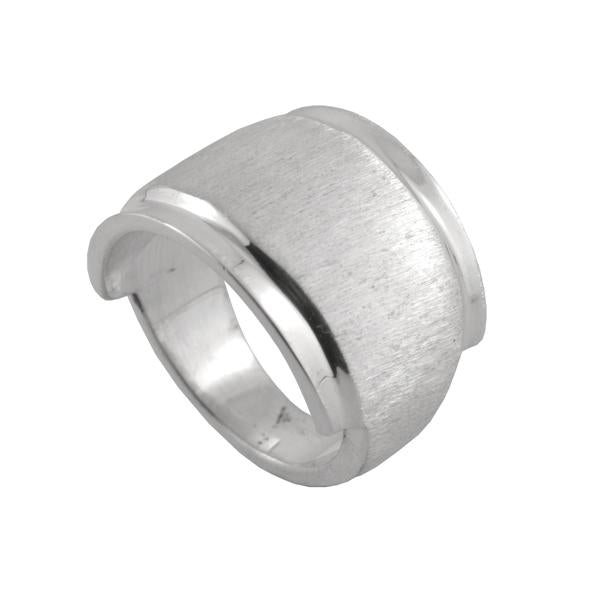 WIDE SET COMBINATION RING