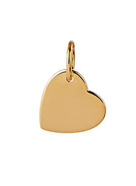 Apollo Charm 9kt Yellow Gold