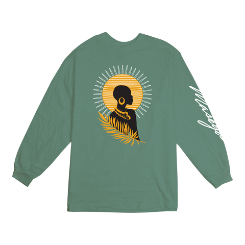 Masego Green Longsleeve + Digital Single