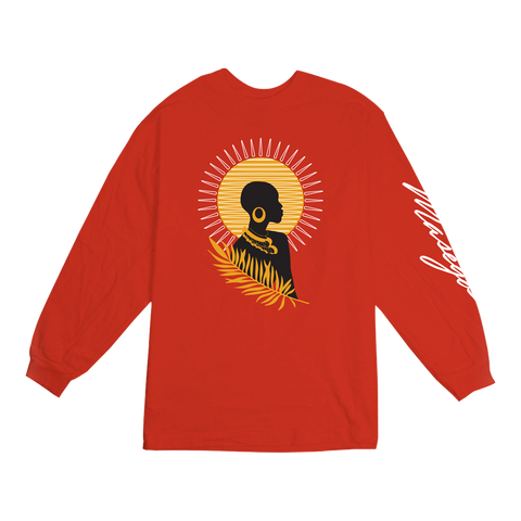 Masego Red Longsleeve + Digital Single