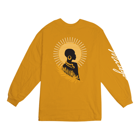 Masego Yellow Longsleeve + Digital Single