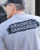 Armored and Dangerous (Mens)