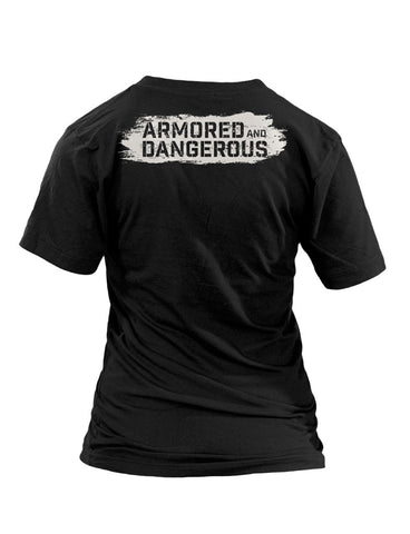 Armored and Dangerous (Womens)