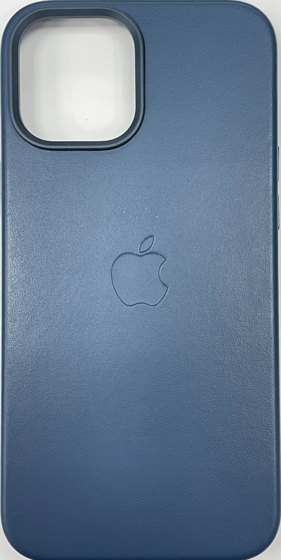 iPhone 12 Pro Max Genuine Leather Case with MagSafe