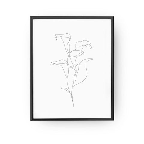 Bunch Of Calla Lily,