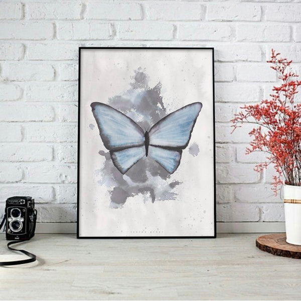 Butterfly effect - Plakat