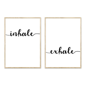Inhale + Exhale