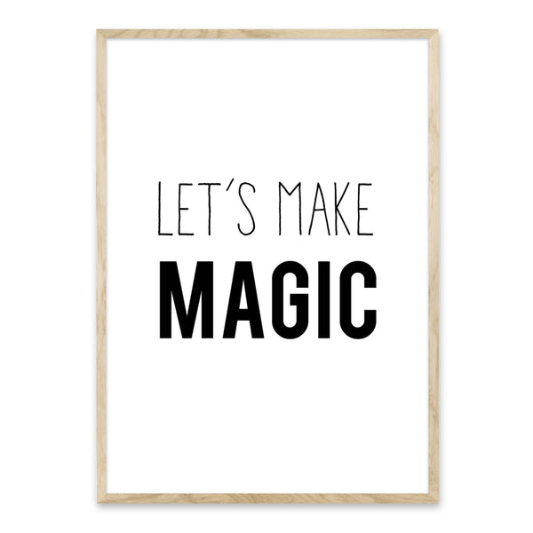 Let's Make Magic