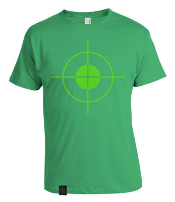 Crosshair T-Shirt Green