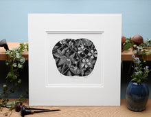 Load image into Gallery viewer, Molly Lemon Wood Engraving Brambles