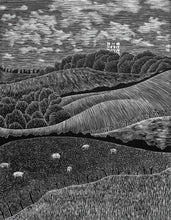 Load image into Gallery viewer, Molly Lemon Print Haldon Belvedere