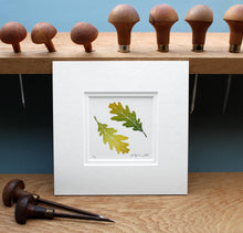 Load image into Gallery viewer, Oak Leaves 2020