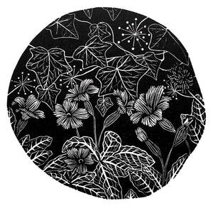 Molly Lemon Wood Engraving Primrose
