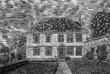 Load image into Gallery viewer, Molly Lemon Print Snowshill Manor
