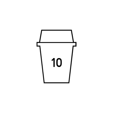 Voucher - 10 Coffees