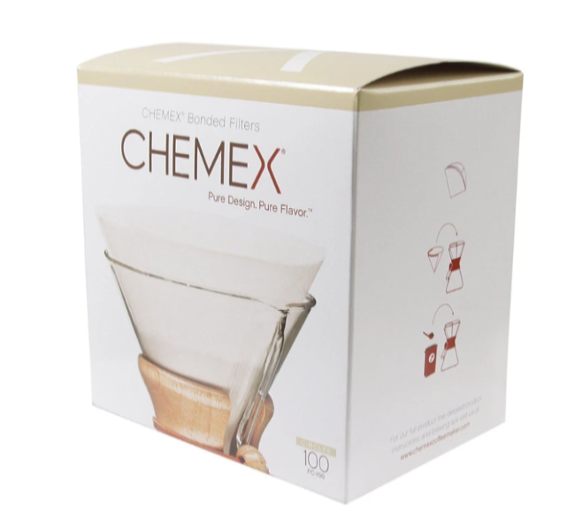 Chemex Coffee Filters Papers for 6-8-10 Cup