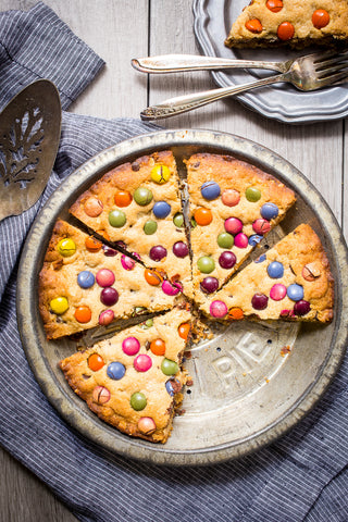 Monster Cookie Pie