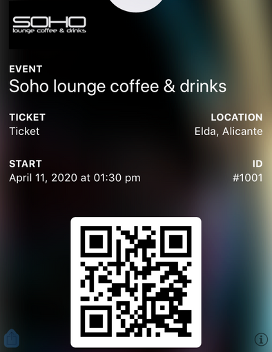 Soho lounge coffee drinks