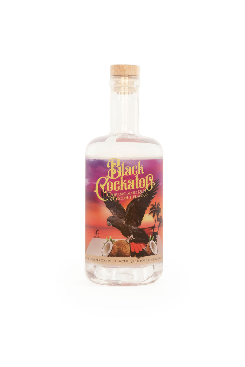 Black Cockatoo Coconut Flavoured White Rum
