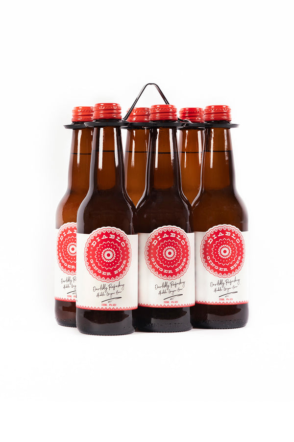 Diablo Ginger Beer - 6pack