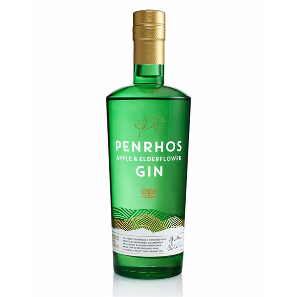 Penrhos - Apple and Elderflower Gin