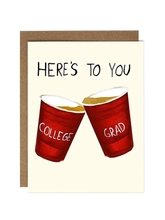College Graduation Card