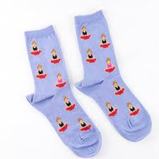 Hot Sox Namaste Socks