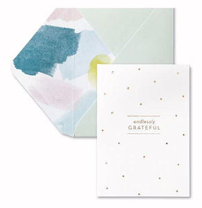 Endlessly Grateful Boxed Note Set (10)
