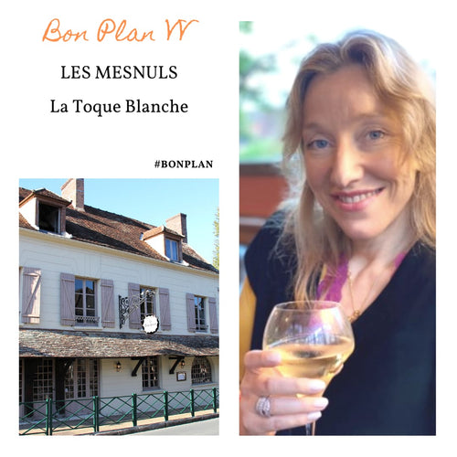 Le Bon Plan VV Orange : Le restaurant La Toque Blanche