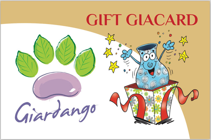 Giardango Shop Gift Card