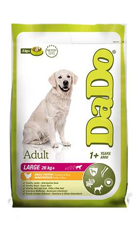 Dado Large Adult con Pollo 12 kg