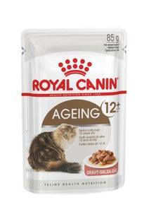 Royal Canin Ageing + 12 in Salsa 85 g
