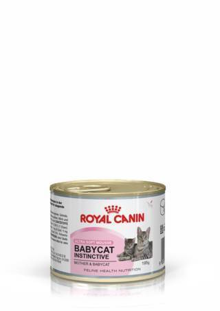 Royal Canin Babycat Instinctive Mother&Babycat Mousse 195 g