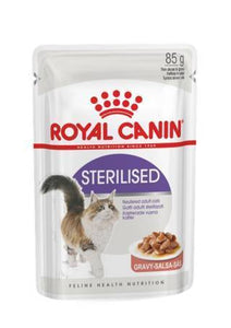 Royal Canin Sterilised in Salsa 85 g