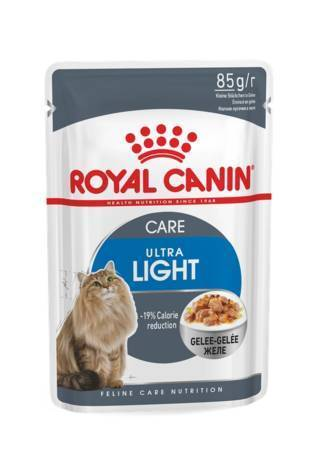 Royal Canin Ultra Light Jelly 85 g