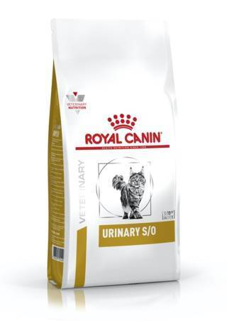 Royal Canin Veterinary Diet Urinary S/O 1,5 kg