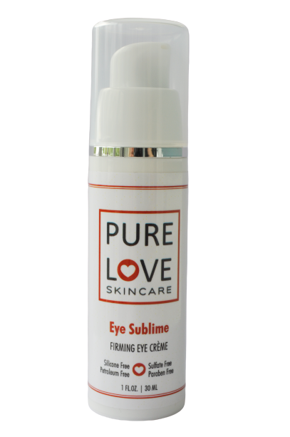 <h4>Eye Sublime</h4>Firming Eye Creme