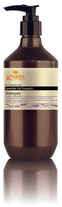 Lavender Full Energetic Shampoo 400mls