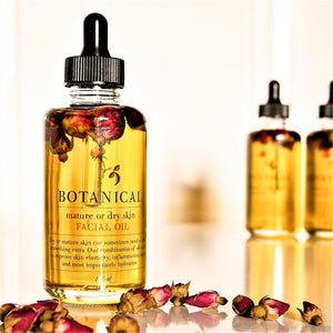 Botanical Facial Oil 50mls