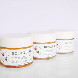Botanical Essential Night Balm 45g