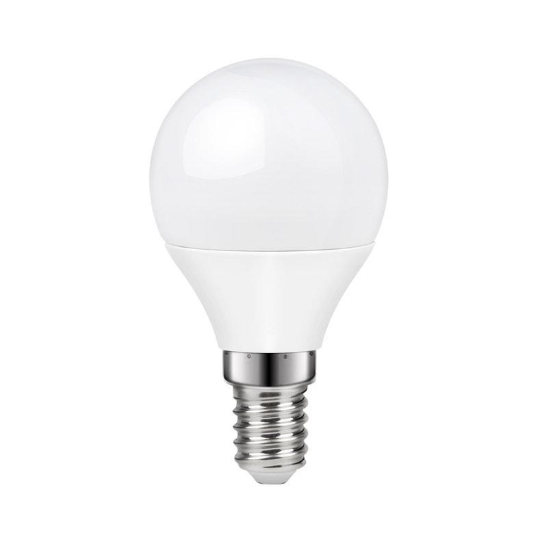 Ampoule  LED G45 5.5W  OPAQUE E14